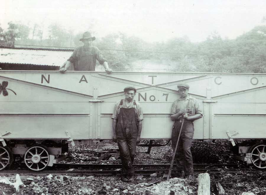 DO-PH-1195-NATCO-Coal-Car
